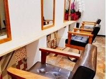 ミラクル 美容室(miracle)の雰囲気(アットホームサロン【miracle】でお待ちしております♪)