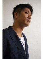 【&*again】ツーブロックビジネスベリーショート