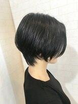 黒髪★ショートヘア