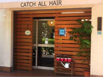 キャッチオールヘア(CATCH ALL HAIR)の写真
