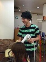 ヘアースタジオ ビームス 西江井ヶ島店(Hair Studio BEAMS)堤 祐亮