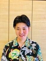 銀座マツナガ日本橋店ツーブロビジネスヘアー