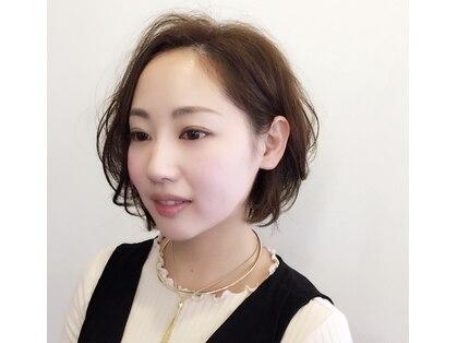 ヘア メイク シエル(hair make ciel)の写真