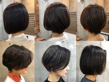 ツリーヘアサロン(Tree Hair Salon)の写真/[学芸大学2分]忙しい大人女性の味方★仕事や家事に忙しい日々に寄り添い、ライフスタイルに合ったStyleを◎