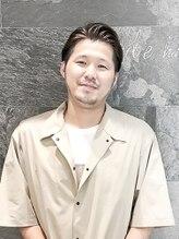 オーブ ヘアー ソル 京都山科店(AUBE HAIR sol)福井 光平