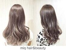 ミック ヘアアンドメイクアップ 大塚店(miq Hair&Make up)