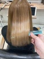 リーベル(Re bell)髪質改善ストレート