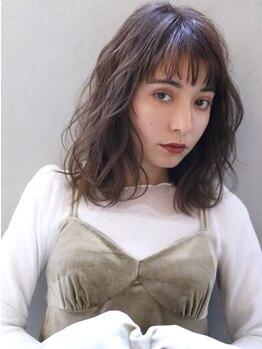 ロゼ 茨木(Rose)の写真/低温デジパ☆ダメージ,髪質に合わせ髪に優しいコスメも同価格でOK♪カットTR付¥6600で優しい質感の仕上りに