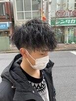 王道前下がりマッシュ×女子ウケUPツイストStyle☆宍戸 敬