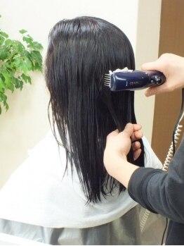 ラヴィータ(La vita)の写真/[全クーポンヘアエステ込]髪と頭皮をすっぴんにし,深部まで水分を入れ込み健やかな美髪へと導くSpecialケア