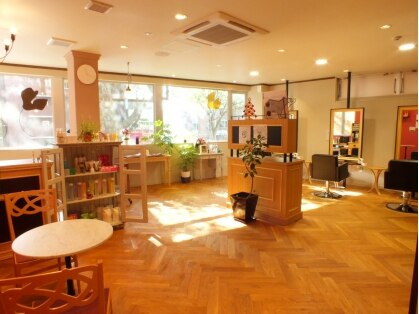 ヘアーサロン リュバン(hair salon Ruban)の写真
