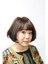 エスポワール 北習志野店(ESPOIR)大人かわいい☆艶ふわショートボブ