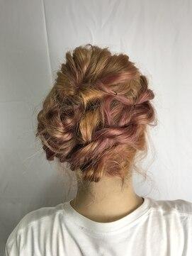フレア ヘア サロン(FLEAR hair salon)ネジネジアミアミ!