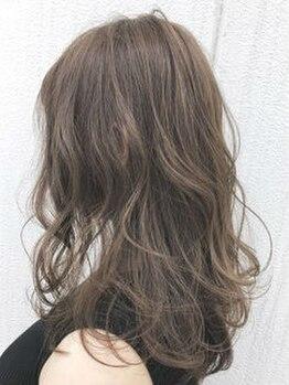 """シンヤ ヘアーズ アニマ 泉大津(SHINYA HAIRS anima)の写真/【泉大津】今までとは一味違う。常に""""イマ""""を捉えた最新パーマで、「質感」と「流行」の両立を…☆"""