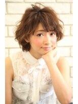 ダミア(DAMIA)48■大人可愛い~ふわくしゅエアリーボブ×パーソナルカラー