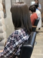 クレエ ヘアー デザイン(creer hair design)カーキグレージュ