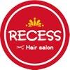 ヘアーサロンリセス(Hair salon RECESS)のお店ロゴ