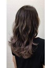 コースト ヘアアンドデザイン(COAST hair&design)外国人風THROWグラデーションカラー
