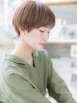 ★スローカラーオレンジブラウン韓国マッシュ10代20代30代★7