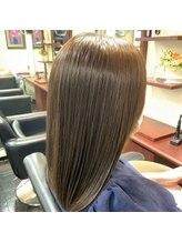 ベース 美容室BASE艶髪クセストパーR 縮毛矯正