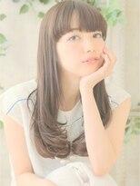 【EL hair salon 千葉】黒髪×大人可愛い 2