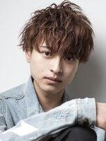 《Agu hair》ゆるめスパイラルショート