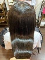 ヘアケアサロン シェーン(hair care salon Schon)毛先までしっかり潤う髪へ♪