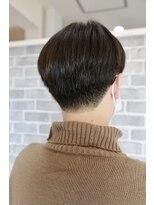 ヘアーメイク プリュム(Hair make Plume)メンズマッシュ