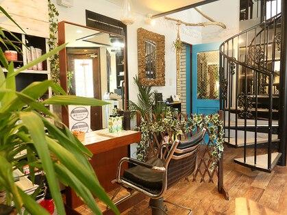ヘアールーム ラジェム(Hairroom La.gemme1)の写真