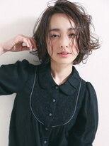 マイ ヘア デザイン(MY hair design)MY hair design ゆるカールなウェットスタイル