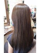 クロムヘアー(CHROME HAIR)サラサラロング