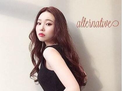 alternative hair【オルタナティヴヘア】