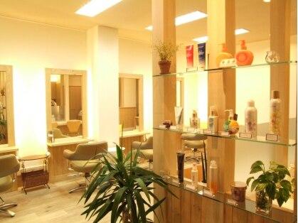 美容室 ジュネスの写真