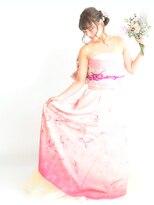 ヘアーサロン ラフリジー(Loufreasy)和装結婚式や成人式の前撮りに♪ 振袖ドレスの着付け 16500円
