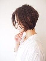 ★Lucia★ 大人綺麗な前下がりショートボブ☆