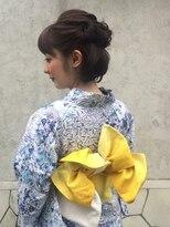 フラココトリコ(hurakoko trico)涼しげで夏を感じる浴衣スタイル