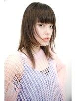 アワヘアー 表参道(awa hair)ウルフカット