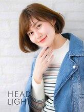 グラ デザイン アンド ヘアー 西院店(GRAS DESIGN & HAIR by HEAD LIGHT)*GRAS*☆ワンレンミニボブ