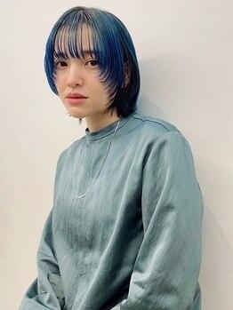 タイプ 大宮(type)の写真/《顔周りで簡単イメージチェンジ》新しいヘアが新しい世界を見せてくれる。[大宮/大宮駅/イルミナカラー]