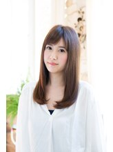 ビューティーサロン タナカ 新宿小田急ハルク店(Beauty Salon TANAKA)新宿小田急ハルク内♪さらうるストレート