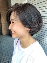 オリジンイズミ(ORIGIN'S IZUMI)ORIGIN'S栄・久屋大通 ボブ×ハイライトアッシュベージュ☆