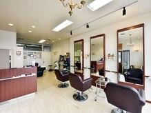 ミルヴァアトリエ(MiLVA atelier)の雰囲気(落ち着いた店内で開放的な明るい空間♪)