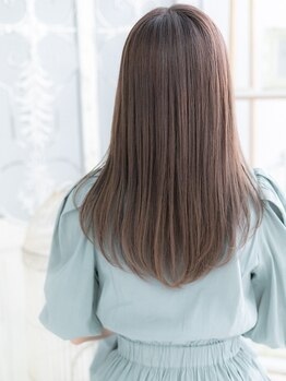 モッズヘア 上尾西口店(mod's hair)の写真/上尾駅2分★大人女子の髪質改善に特許出願中の髪質から変えるトリ-トメントや業界初の生キューティクルが◎
