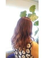 ローグヘアー 亀有店(Rogue HAIR)ピンクベリージュ