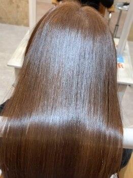 ガレリアエレガンテ 徳重店(GALLARIAElegante)の写真/徳重NEWOPEN☆美髪に導く実力派トリートメントを多数お取扱い!極上の癒しとツヤ美髪が叶います♪