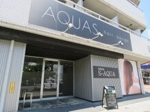 アクアスヘアーデザイン 三篠店(AQUAS hair design)の雰囲気(【お気軽にご来店ください!】)