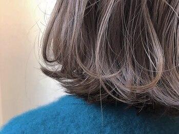 リガナッツ 赤羽店(Riganuts)の写真/[赤羽/6分]髪質や雰囲気にピッタリなカラーをご提案♪大人気イルミナカラーで最旬オシャレカラーを先取り♪