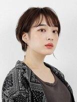 アース 四ツ谷店(HAIR&MAKE EARTH)ふんわりナチュラルショート