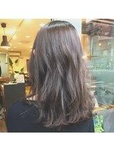 ファム ヘアーデザイン(fam hair design)フォギーブルージュ2