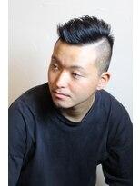 ヘアー デザイン ソレイユ 東久留米店(Hair Design SOLEIL)男気ワイルド系ベリーショート